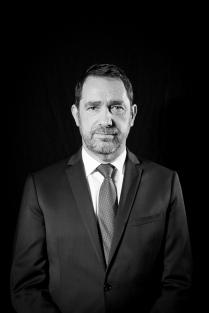 Exclusive - Christophe Castaner Appears On Dimanche En Politique - Paris