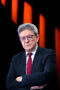 Jean luc Melenchon Appears On Dimanche En Politique - Paris
