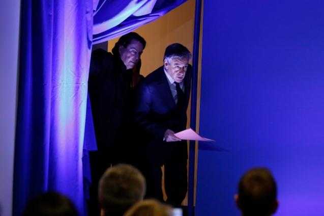Conference de Presse de Francois Fillon