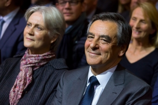 NEWS : Meeting de Francois Fillon - Paris - 25/11/2016