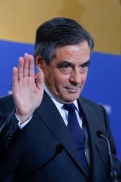 NEWS : Francois Fillon remporte la Primaire de droite et du centre - Paris - 27/11/2016