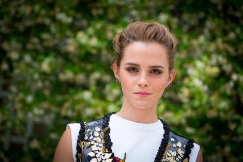 CELEBRITES : Photocall avec Emma Watson - Paris - 22/06/2017
