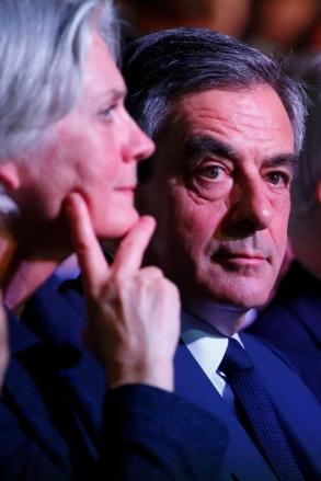 NEWS : Grand Rassemblement autour de Francois Fillon - Paris - 09/04/2017