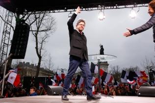 NEWS : Marche pour la 6eme Republique - Paris - 18/03/2017