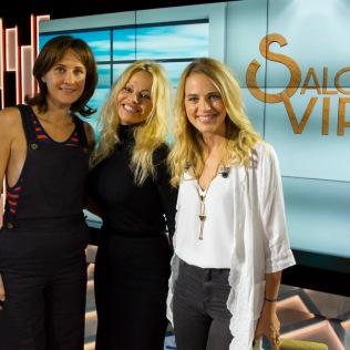 Salon VIP - Pamela Anderson - 22/09/2017